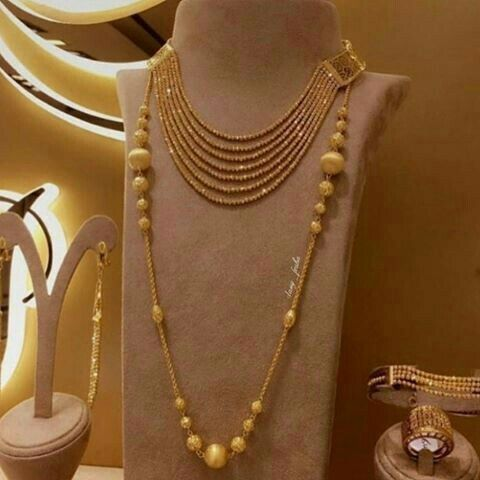 Pin By Priya Malani On Jewellery Necklace Designs Gold Jewelry Fashion Jewelry Design Necklace