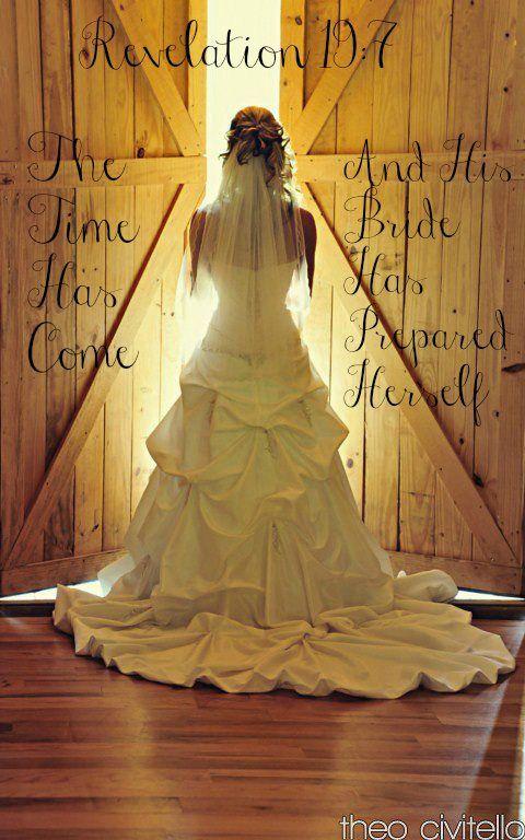 The Bride Has 25