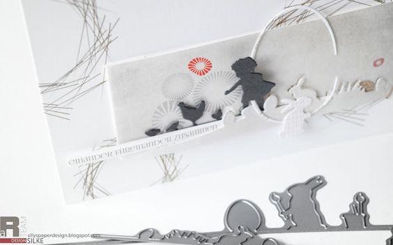 silly'spaperdesign: ... füreinander-miteinander-zusammen ...