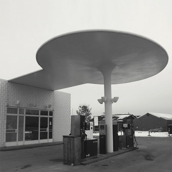 gas station thesis