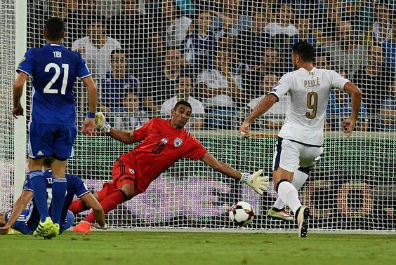 Israele-Italia 1-3, analisi e pagelle: sudore e sofferenza per la prima di Ventura - http://www.maidirecalcio.com/2016/09/05/israele-italia-1-3-tabellino-pagelle.html