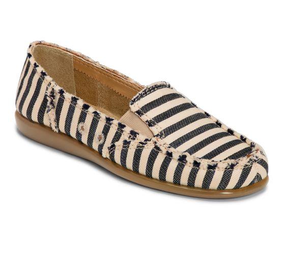 Aerosoles Nautical Stripe style - So Soft