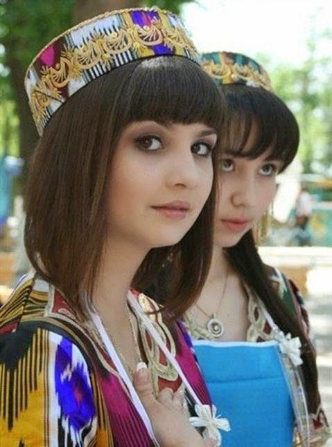 кизлари фото узбек