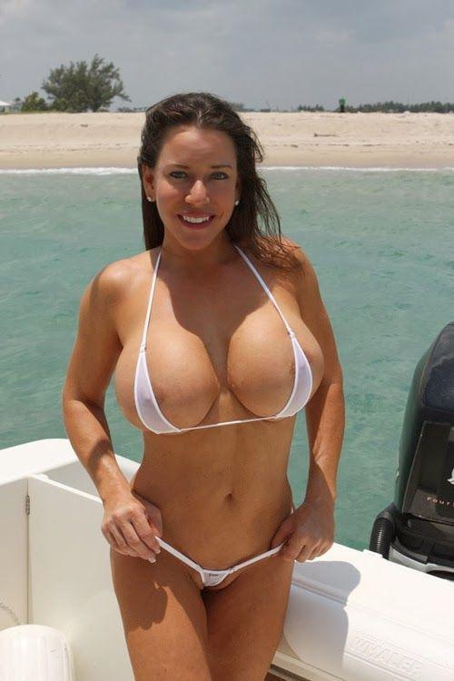 Tiny bikinis fucking hot babes