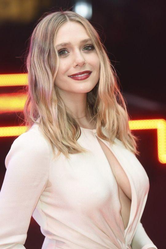 Elizabeth Olsen - S/B