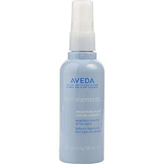 Amazon Com Aveda Light Elements Smoothing Fluid 3 4 Oz Hair