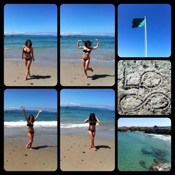 >> playa de as illas :: galicia :: happy summer 013 :: lena lö // this is me