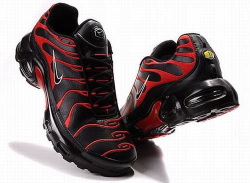 nike airmax plus tn red and black | Men\u0026#39;s Nike Air Max Plus TN Black Red