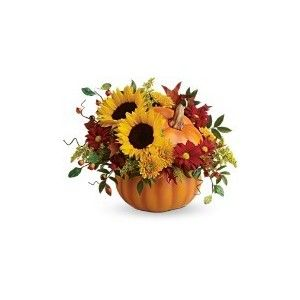 Halloween Flowers & Halloween Flower Arrangements - Send Halloween Flowers Online - Teleflora