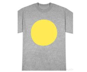 Send away for Free Yellow Circles swag!  Just fill in the forms at the bottom of the page to request both of their Free items – Free Stickers and Free Tee Shirt!  I kind of like that Tee Shirt, how about you? http://ifreesamples.com/free-yellow-circles-stickers-tee-shirt/