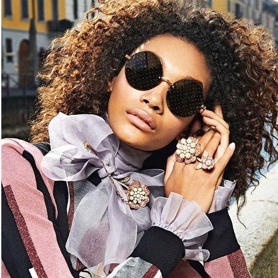 مجلة زهرة الخليج Zahrat Khaleej Instagram Photos And Videos Sunglasses Women Round Sunglass Women Sunglasses