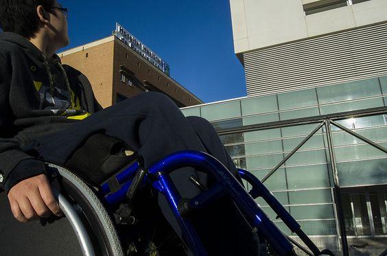 El Hospital nacional de parapléjicos.