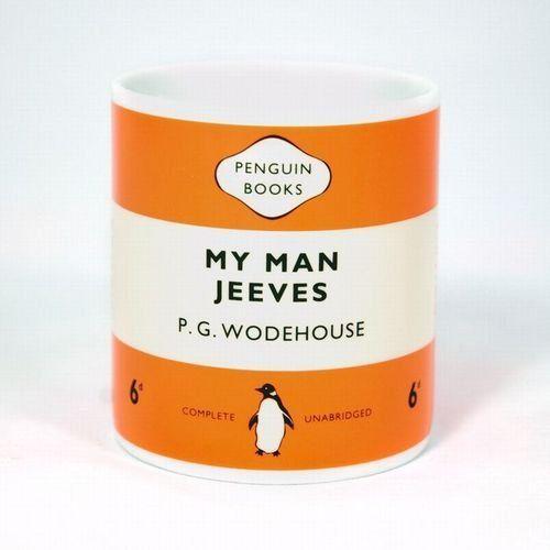 Penguin Mug - My Man Jeeves