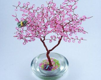 Tree of beads