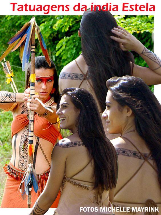indigena brasileiro