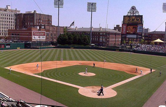 The 25 Coolest Minor League Ballparks In America Baseball Park Ballparks Baseball Stadium