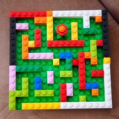 Minoan lego labyrinth (Assyria, chapter 16)