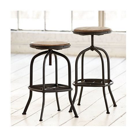 ballard designs allen stool bar stools pinterest