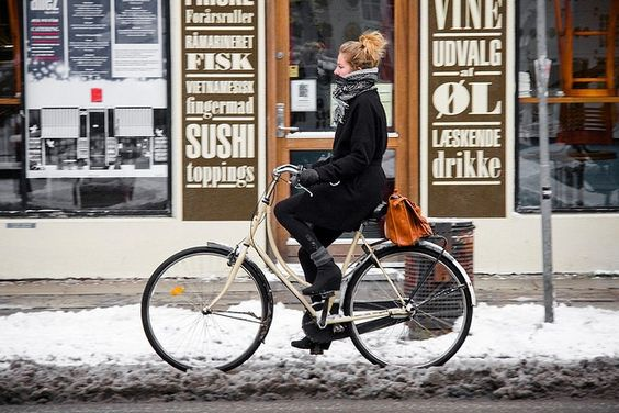 Copenhagen, Denmark – the bike city sets a trend in Europe