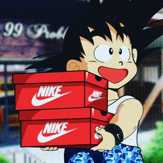 how to make goku shoes