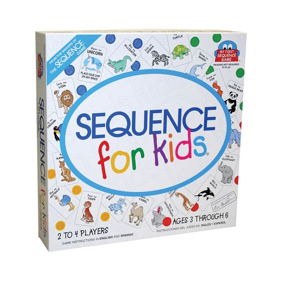Sequence for Kids Game