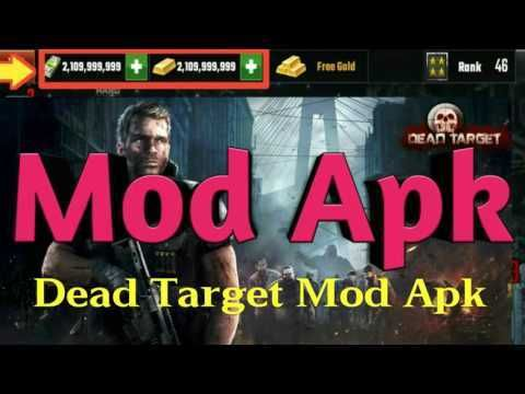 Hack Dead Target Zombie Apk Get Unlimited Cash Gold And Health