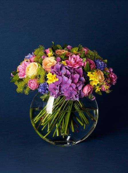 The Covent Garden Vase -  Hayford and Rhodes award-winning florist £120.00 — £150.00