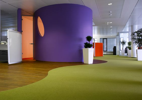 Monster Worldwide Deutschland, Eschborn #office #buero