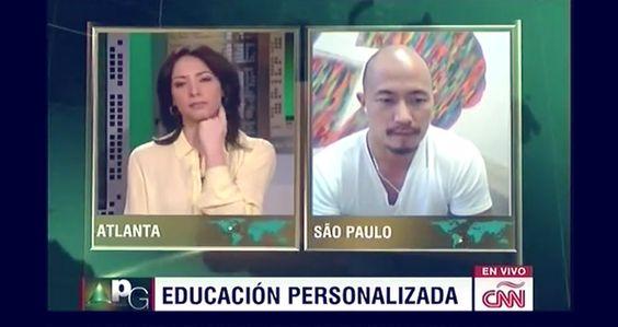 CNN - Claudio Sassaki fala sobre sua trajetória como empreendedor social