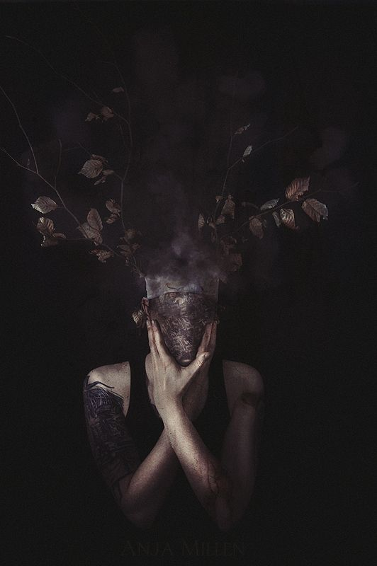 faceless by AnjaMillen