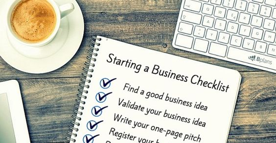 Business Startup Checklist Business, Startups and Business plan - business startup checklist