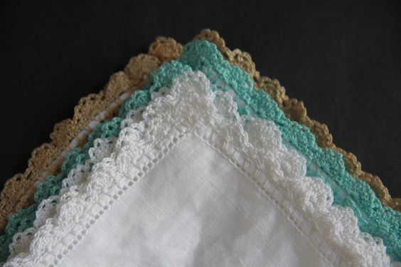 Crochet Lace Pattern For Edging : Lace, Crochet edging patterns and Irish on Pinterest