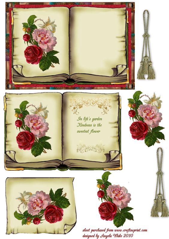 beautiful, fleur and papier 3d on pinterest