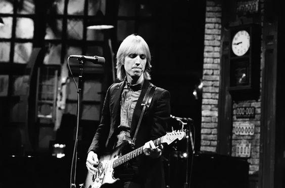 Tom Petty performing on Saturday Night Live on November 10, 1979.