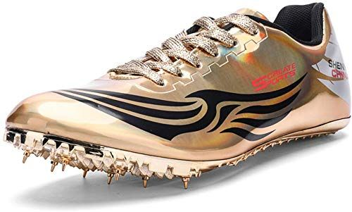 Track shoes spikes