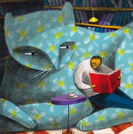 Os leitores de Carlos C. Lainez / Readers by Carlos C. Lainez