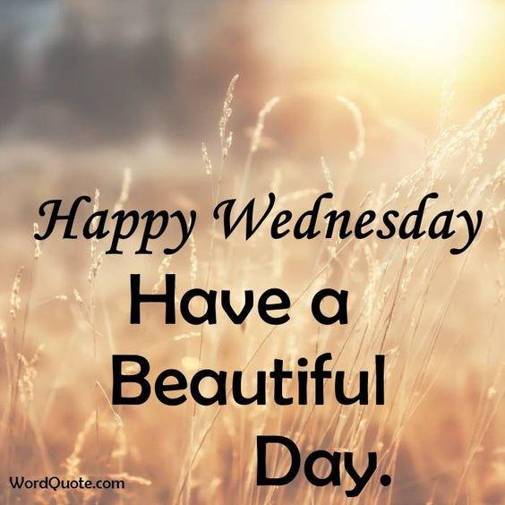 Top 23 Happy Wednesday Quotes Happy