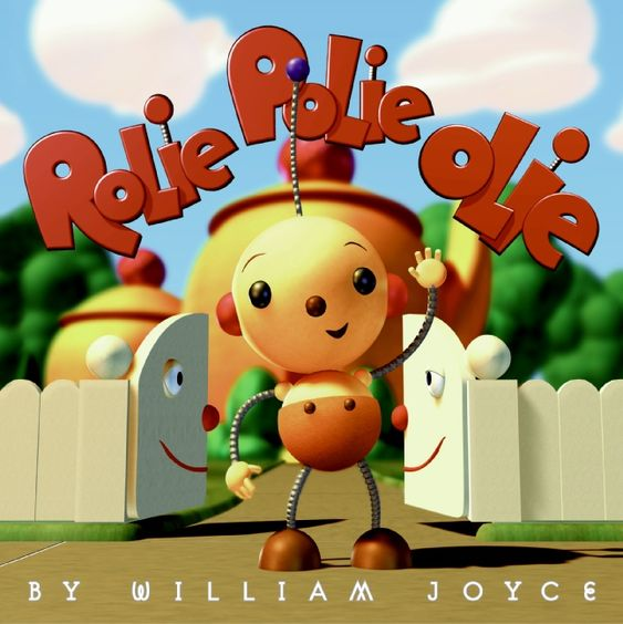 Rolie Polie Olie-my son's favorite as a toddler