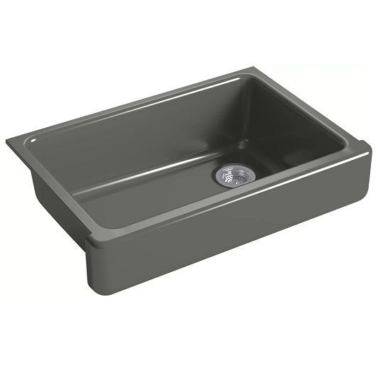 Cast Iron Farmhouse Sinks Apron Front Sinks Farmhouse Goals Kohler Whitehaven Sink Cast Iron Kitchen Sinks