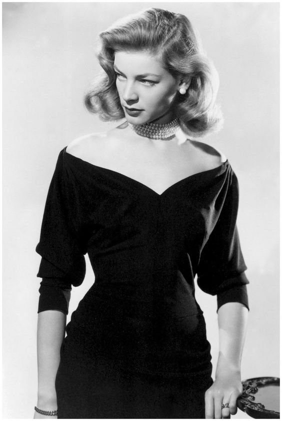 RIP Lauren Bacall | Two Legends In Two Day's It's not fair! | Auteur : Shi Devotion
