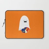 *** - 20% Off Laptop Sleeves Today! Feb 1st 2016 ***   Ghost Jelly Bean,  Bonbo… Laptop Sleeve