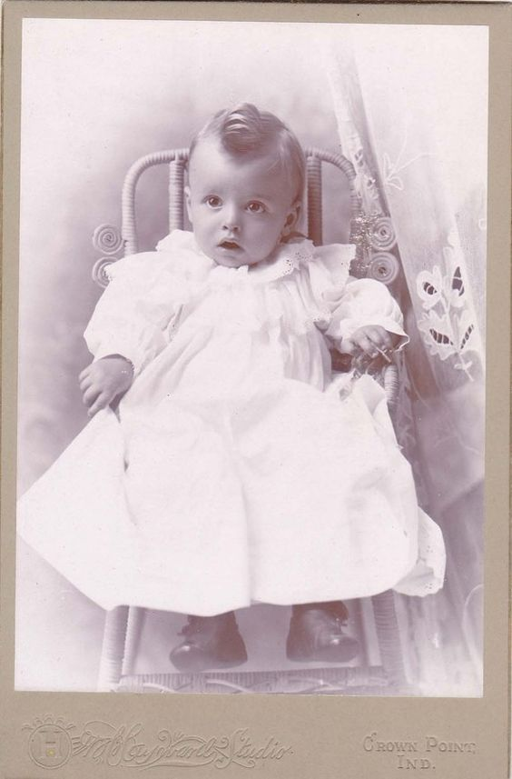 Wonderful Antique Cabinet Card from the Late by RetroVintageBazaar