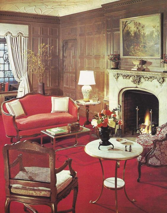 Tips on decorating a 1960s house