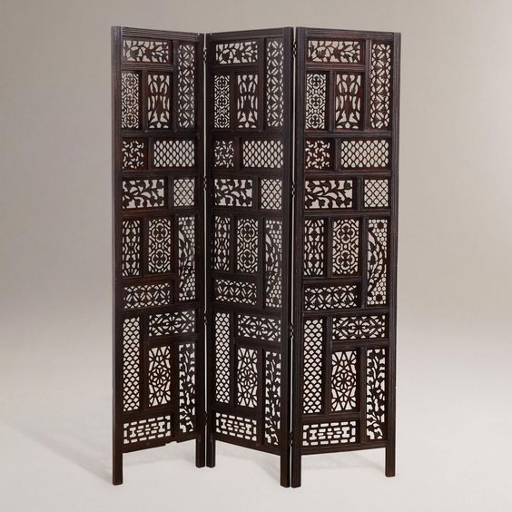 Rena Carved Screen | World Market do want do want do want!
