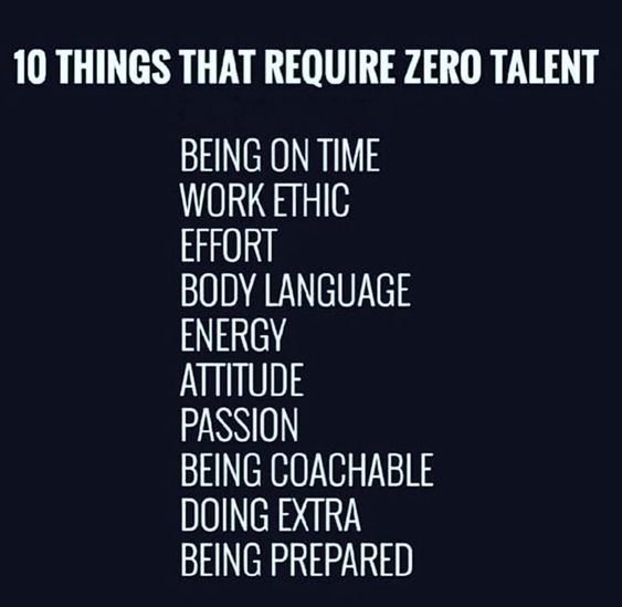 We are all capable of doing these 10 things....