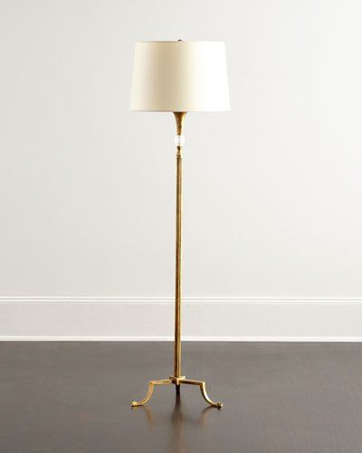 H8P0U Visual Comfort Maurice Floor Lamp