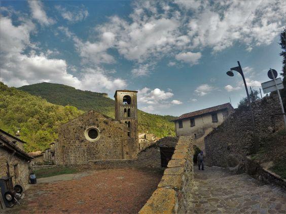 Beget, un pueblo de Girona en Catalunya - Matías Callone
