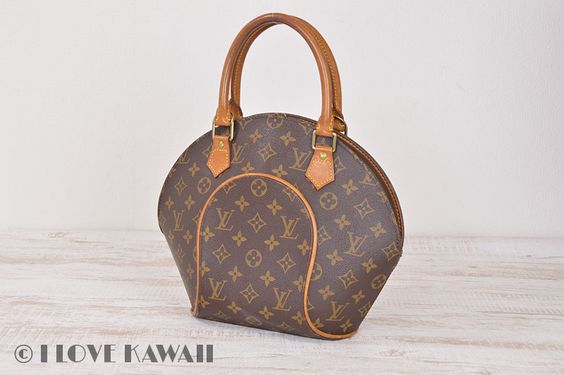 Louis Vuitton Monogram Ellipse PM Hand Bag M51127