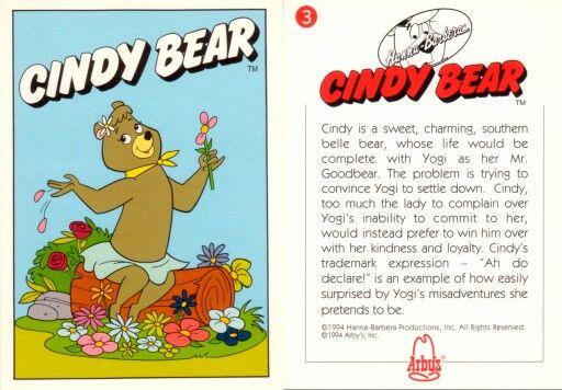Cindy Bear