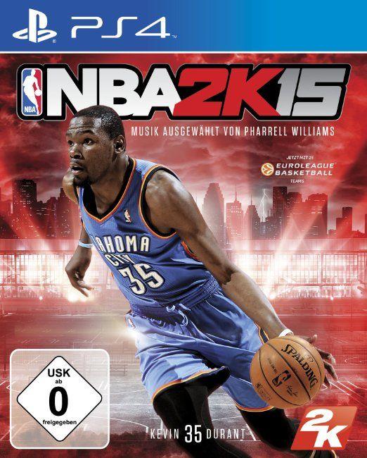NBA 2K15: PlayStation 4: Amazon.de: Games